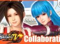 Dead or Alive 6: in arrivo Mai e Kula di King of Fighters IV