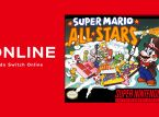 L'originale Super Mario All-Stars disponibile su Nintendo Switch Online