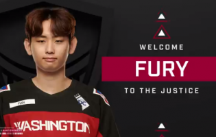 Overwatch League: Fury si unisce a Washington Justice