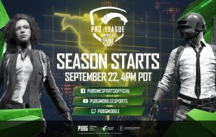 Al via la season 2 di PUBG MOBILE Pro League Americas