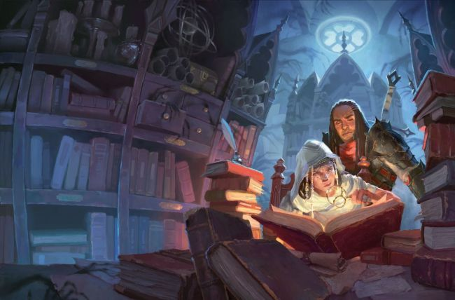 Annunciato un nuovo libro di Dungeons and Dragons, si chiama Candlekeep Mysteries