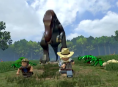 Un nuovo trailer di Lego Jurassic World