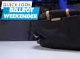 Bellroy Weekender - Quick Look