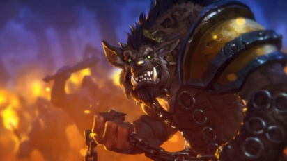 Heroes of the Storm - Hogger Character Spotlight Trailer