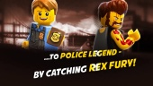 Lego City Undercover: The Chase Begins - Nintendo Direct Trailer